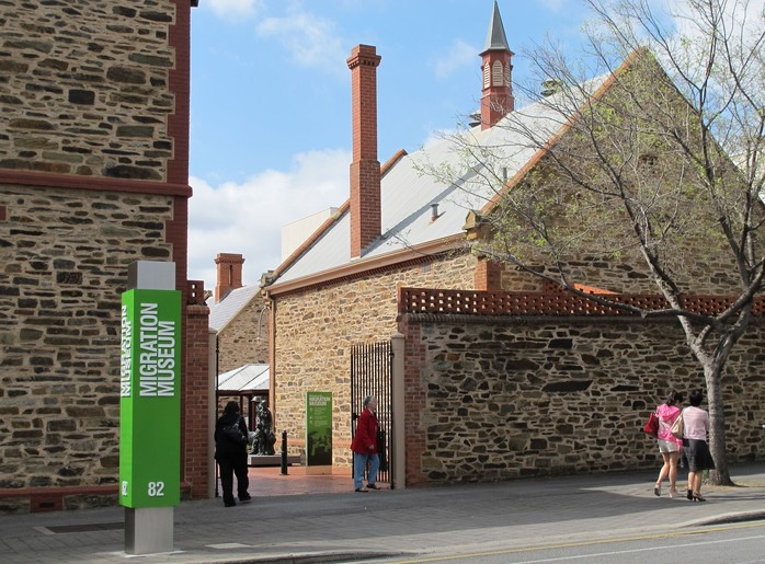 Adelaide Migration Museum